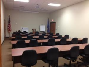 Communications Division Classroom